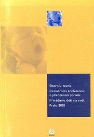 Sborník textů mezinárodní konference