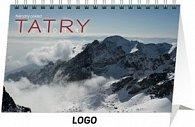 Tatry - stolní kalendář 2014