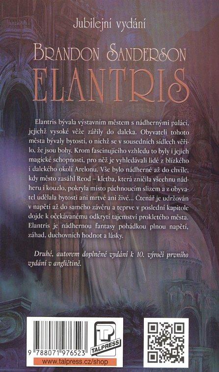 Náhled Elantris