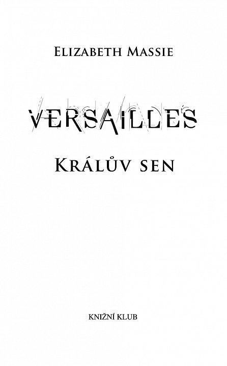 Náhled Versailles - Králův sen