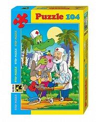 Puzzle 104 Doktor Bolíto