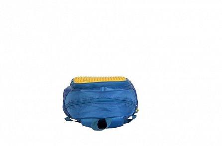 Náhled Pixie Batoh PXB-07 modrá / žlutá