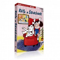 Káťa a Škubánek - 4 DVD