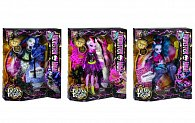 Monster High Monstrozní splynutí noví kříženci