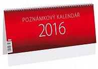 Kalendář stolní 2016 - Poznámkový