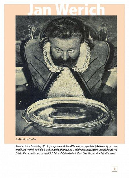 Náhled Pokrmy kořeněné smíchem - Z jídelníčku klaunů, komiků a herců