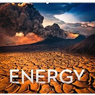 Kalendář nástěnný 2016 - Energie,  48 x 46 cm