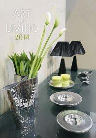 Kalendář 2014 - Art of Living - nástěnný