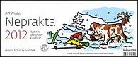 Kalendář stolní 2012 - Neprakta (MINI)