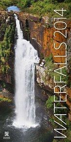 Kalendář 2014 - Waterfalls - nástěnný