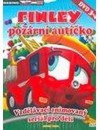 Finley: požární autíčko 3-4 2DVD
