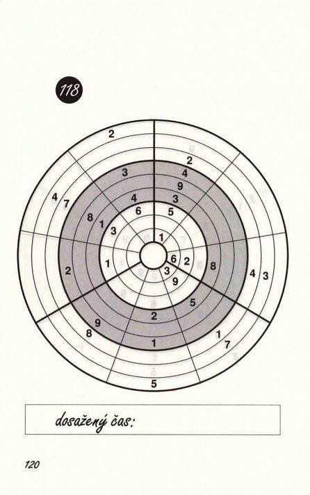 Náhled Sudoku do kapsy 3/2016 (fialová)