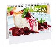 Kalendář stolní 2016 - Sladké recepty