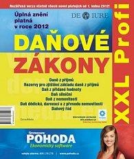 Daňové zákony 2012 XXL Profi