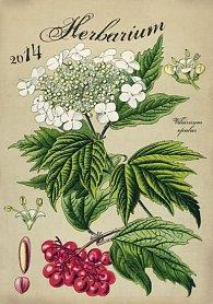 Kalendář 2014 - Herbarium - nástěnný