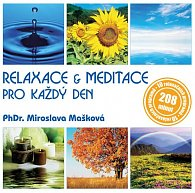 Mašková Miroslava -  Relaxace & meditace pro každý den CDmp3