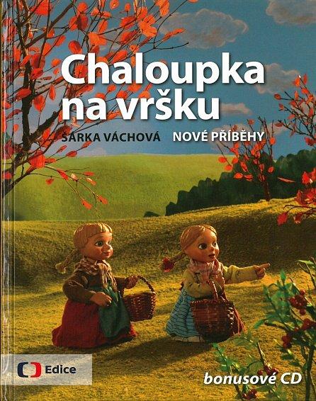 Náhled Chaloupka na vršku 2 - Nové příběhy s CD