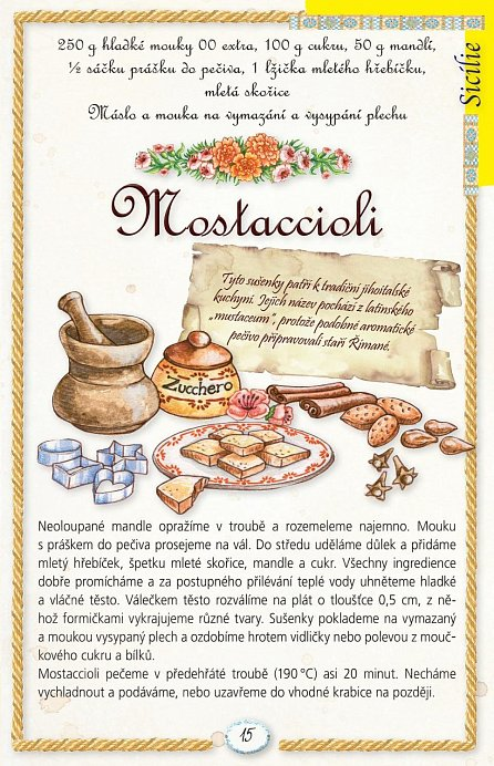 Náhled Italská kuchařka: 130 tradičních receptů