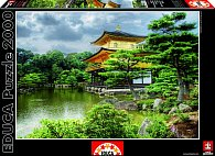 Puzzle Zlatý pavilon Tokio 2000 dílků
