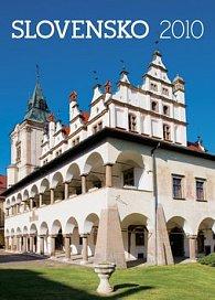 Slovensko 2010 - nástěnný kalendář