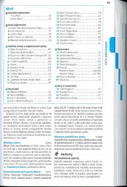 Náhled Slovinsko - Lonely Planet