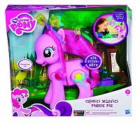 My Little Pony chodící a mluvící Pinkie Pie