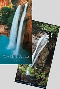 Waterfalls 2009 - nástěnný kalendář