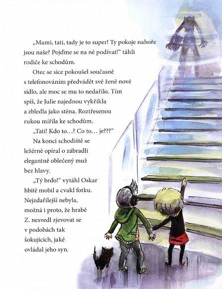 Náhled Jak se bydlí se strašidly - Napínavý příběh pro děti