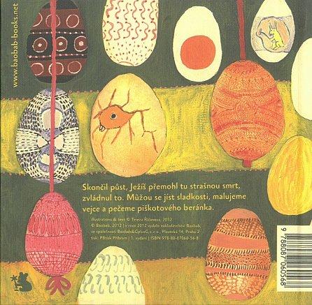 Náhled Velikonoční knížka