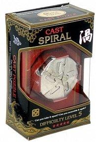 Hlavolam Hanayama Gold - Spiral