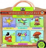 Nursery Rhymes Wooden Puzzle