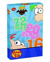 Phineas a Ferb - početní hra WD