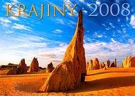Krajiny 2008 - nástěnný kalendář