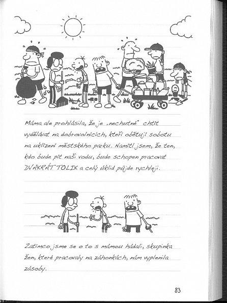 Náhled Deník malého poseroutky 10 - Staré dobré časy
