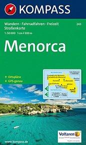 Menorca 243 / 1:50T KOM