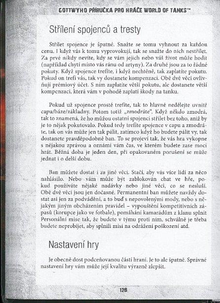 Náhled Gottwyho příručka pro hráče World of Tanks