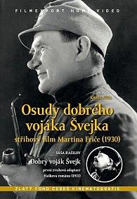 Osudy dobrého vojáka Švejka + Dobrý voják Švejk - DVD box