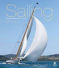Kalendář 2014 - Sailing - nástěnný