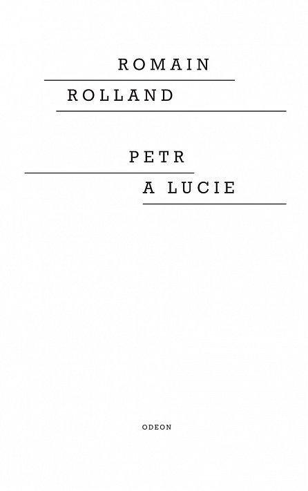 Náhled Petr a Lucie