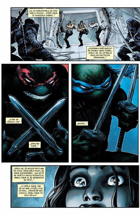 Náhled Batman / Želvy nindža