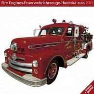 Hasičská auta 2010 - nástěnný kalendář