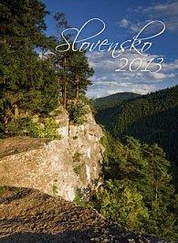 Slovensko 2013 - nástenný kalendár