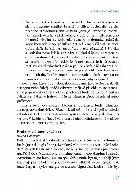 Náhled Encyklopedie soběstačnosti pro 21. století 1 - Rodinná zahrada
