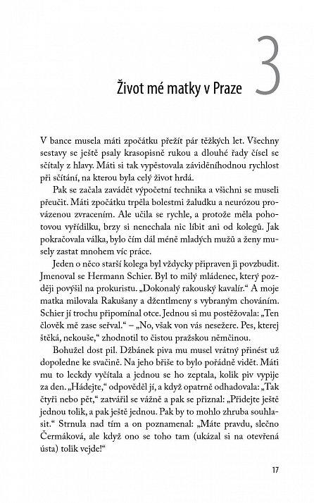 Náhled Praha–Vinohrady, Čáslavská 15 - Toulky pozoruhodnou dobou