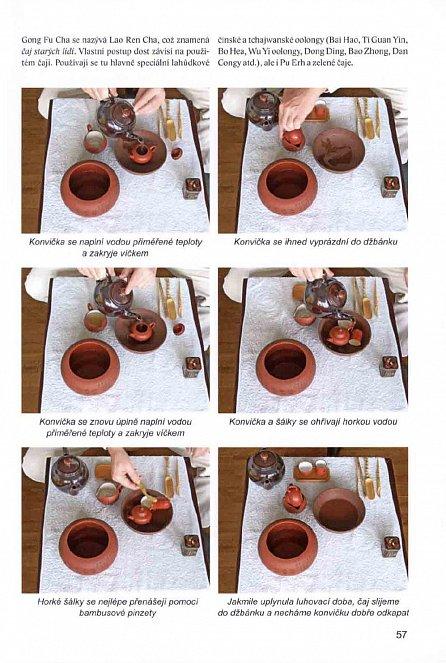 Náhled Vše o čaji pro čajomily