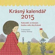 Krásný kalendář 2015 (malý)