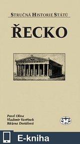 Řecko - Stručná historie států (E-KNIHA)