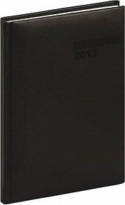 Diář 2013 - Tucson-Vivella - Týdenní B5, černá, 17,5 x 24,5 cm