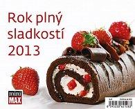 Kalendář stolní 2013 MiniMax - Rok plný sladkostí
