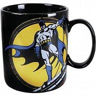 Hrnek keramický velký -Batman/logo & komiksová postava